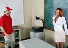 Veronica Avluv & Preston Parker in My First Sex Teacher - Sex Position 2