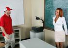 Veronica Avluv & Preston Parker in My First Sex Teacher - Sex Position 2