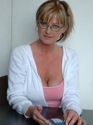 Allison Kilgore & James Deen in My First Sex Teacher