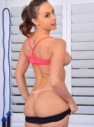 Chanel Preston & Johnny Castle in My Girlfriend's Busty Friend - Centerfold