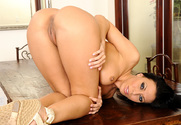 Rachel Starr & Bill Bailey in My Girlfriend's Busty Friend - Sex Position 1