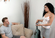 Geena Ginger & Seth Dickens in My Naughty Latin Maid