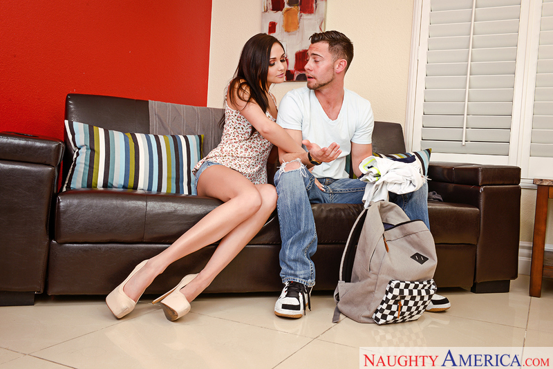 Naughtyamerica – Ariana Marie & Seth Gamble in My Sister's Hot Friend