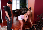 Avy Scott & Derrick Pierce in My Sisters Hot Friend - Sex Position 1