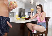 Kylie Quinn & Sean Lawless in My Sister's Hot Friend story pic