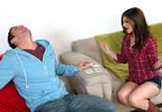 Lily Carter & Johnny Castle in My Sister's Hot Friend story pic