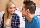 Mia Malkova & Johnny Castle in My Sisters Hot Friend - Sex Position 2