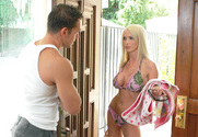 Nikki Benz & Johnny Castle in My Sisters Hot Friend - Sex Position 1