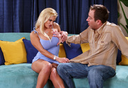 Shyla Stylez & Will Powers in My Sister's Hot Friend story pic