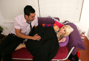 Tessa Taylor & Marco Rivera in My Sister's Hot Friend story pic
