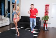 Uma Jolie & Levi Cash in My Sister's Hot Friend - Sex Position 1