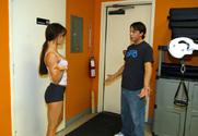 Vanessa Lane & Trent Soluri in My Sister's Hot Friend