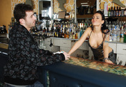 Victoria Sin & James Deen in My Sister's Hot Friend story pic
