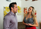 Abbey Brooks & Johnny Castle in My Wife's Hot Friend - Sex Position 2