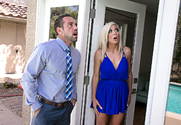 Parker Swayze & Johnny Castle in My Wife's Hot Friend story pic