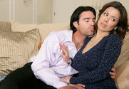 Sienna West & Charles Dera in My Wife's Hot Friend - Sex Position 1