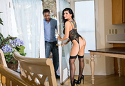 Romi Rain & Isiah Maxwell in My Wife Is My Pornstar