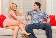 Abby Cross & Preston Parker in Neighbor Affair