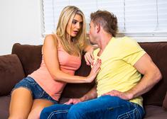 Amanda Tate & Bill Bailey in Neighbor Affair