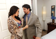 Capri Cavanni & Tommy Gunn in Neighbor Affair - Sex Position 1