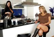Carmella Bing & Casey Jo & Jordan Ash in Neighbor Affair story pic