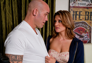 Carmen McCarthy & Derrick Pierce in Neighbor Affair - Sex Position 1