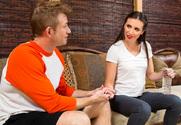 Casey Calvert & Bill Bailey in Neighbor Affair - Sex Position 1