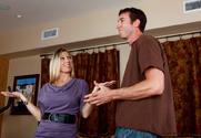 Devon Lee & Jordan Ash in Neighbor Affair story pic