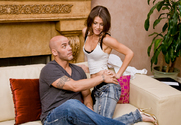 Jenni Lee & Derrick Pierce in Neighbor Affair story pic