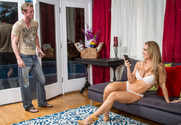 Nicole Aniston & Ryan McLane in Neighbor Affair - Sex Position 1