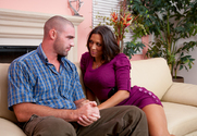 Rachel Starr & Charles Dera in Neighbor Affair - Sex Position 1