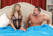 Kayla Kayden & Johnny Castle in Naughty America