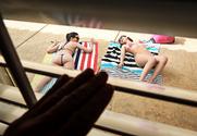 Jenna J Ross & Lily Jordan & Charles Dera in Naughty America