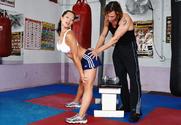 Gianna Lynn & Tony DeSergio in Naughty Athletics