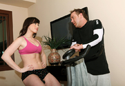 Jennifer White & Will Powers in Naughty Athletics - Sex Position 1