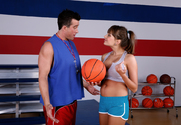 Nika Noir & Billy Glide in Naughty Athletics story pic