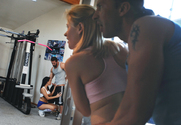 Hottie Hollie & Sindee Jennings & Reno & Tony DeSergio in Naughty Athletics story pic