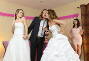 Dillion Harper & Kimmy Granger & Tyler Nixon in Naughty Weddings