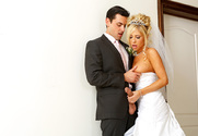 Tasha Reign & Ryan Driller in Naughty Weddings - Sex Position 1
