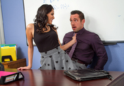 Josie Jagger & Johnny Castle in Naughty Bookworms - Sex Position 1