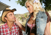 Angelina Ashe & Rocco Reed in Naughty Country Girls