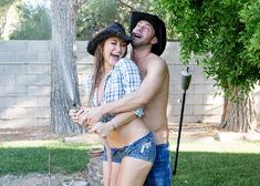 Dani Daniels & Seth Gamble in Naughty Country Girls