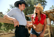 Phoenix Marie & Anthony Rosano in Naughty Country Girls