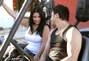 Sophia Lomeli & Anthony Rosano in Naughty Country Girls