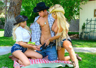 Summer Brielle & Tasha Reign - Sex Position 2