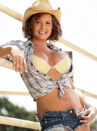 Tory Lane & Bill Bailey in Naughty Country Girls - Centerfold
