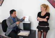 Aiden Starr & Kurt Lockwood in Naughty Office