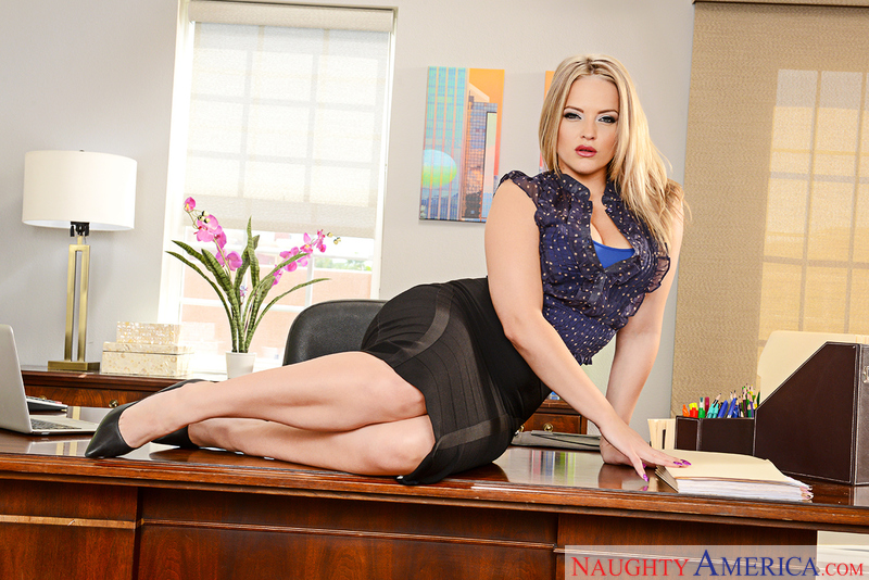 [Naughtyamerica / Naughty Office] Alexis Texas & Damon Dice