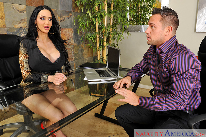 Amy Anderssen in Naughty Office [Naughty America]