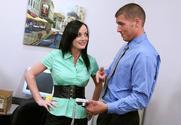 Melissa Lauren & Chris Johnson in Naughty Office